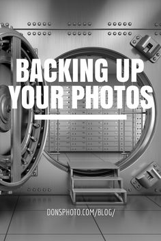 If you are lucky, you have never had a hard drive fail.  If you are like the rest of us, you know how much of a pain it is to replace and restore your system.   Here is the Don's Photo guide to make sure your photos are safe so if the worst case scenerio happens, your precious photos and memories are safe.