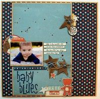 A Project by *Kristine* from our Scrapbooking Gallery originally submitted 12/11/11 at 05:54 PM