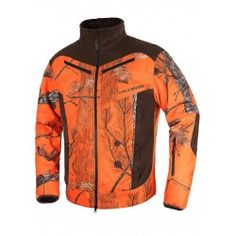 GEACA HILLMAN WindARMOUR ORANGE TUNDRA Hunting Clothes, Outdoor Survival, Bushcraft, Motorcycle Jacket, Orange, Jackets, Fashion, Down Jackets, Moda