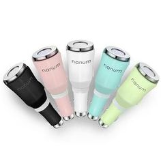 Car Aroma Humidifier Car Aromatherapy Mist Diffuser Aroma Essential Oil Diffuser with Dual Power USB Car Charger Select Essential Oil Diffuser Humidifier, Aroma Diffuser, Car Essentials, Aroma Essential Oil, Usb, Air Humidifier, Mini, Aromatherapy Oils, Air Freshener