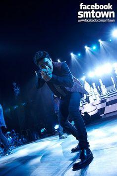 Super Junior Tour \'Super Show 5\' in Sao Paulo in Brazil