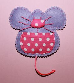 cocodrilova: ratoncita guardadientes #ratoncitoperez #guardadientes #handmade #dientes
