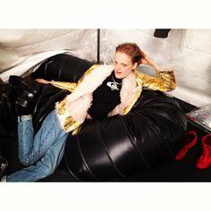 Hanne-Gaby Odiele - Page 13 - the Fashion Spot