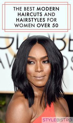 So don't think getting older has to bring down your style game — look to these celebrities for some inspiration. One of these ultra-modern cuts might just become your next hairstyle. Take a look at some cool Visit Our Site for more Cool Content for and Permed Hairstyles, Cool Hairstyles, Hairstyle Ideas, Brunette Hairstyles, Style Hairstyle, Black Hairstyles, Braided Hairstyles, Hair Ideas, Natural Hair Care