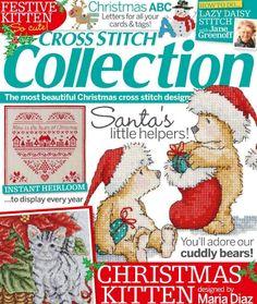 Kerstmis kruissteek magazine. Discussie over LiveInternet - Russische Dienst Online Diaries