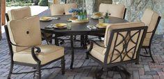 Bellagio Collection - Castelle Luxury Outdoor Furniture