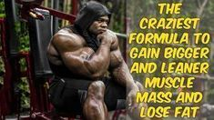 Bodybuilding the craziest formula to gain bigger and leaner muscle mass and lose fat Bodybuilding Workout Plan, Bodybuilding Routines, Best Bodybuilding Supplements, Bodybuilding Fitness, Bodybuilding Training, Best Post Workout Supplement, Post Workout Supplements, Best Weight Loss Supplement, Shred Workout