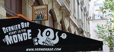 Edito : Mon expérience #Geek dans Le Dernier Bar Avant La Fin Du Monde - TechRevolutions