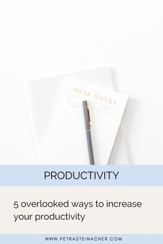 What comes to your mind when you think about increasing your productivity? Better time management? Organizing your workspace? Yes, all these things have their place when it comes to being productive. But they are useless when you don't have the energy to show up. If you feel your productivity is not where you want it to be, make sure to look at these areas. #entrepreneur #femaleentrepreneur #productivity #timemanagement #getthingsdone Organizing, Organization, Time Management Tips, Success Mindset, Online Entrepreneur, Business Advice, Growing Your Business, Getting Things Done, Petra