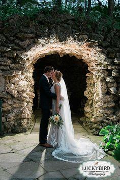 Nazareth Hall Grotto Photos
