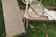 Garden games- Badminton