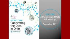 Check out #Ohio's video that was broadcast at #ONC's recognition ceremony. Great Music! #HIT #HIE #EHR #Healthcare