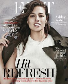 New Post  Ashley graham For The Edit.  Says she loves her body and showing it off.  FOr more on her interview, head to  http://stylishcurves.com/plus-size-model-ashley-graham-covers-the-january-issue-of-the-edit-magazine-says-she-loves-showing-off-her-curves/
