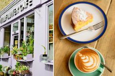 Wildflower cafe- Notting Hill