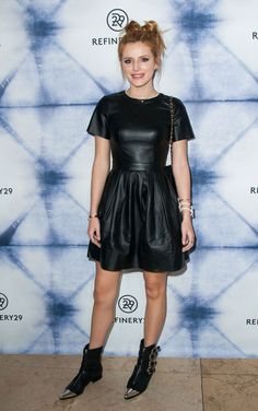 Bella Thorne's style keeps getting better and better! The Refinery29 Holiday Party in West Hollywood on 10th December, 2014 had Bella in attendance. Bella…