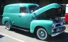 1954 Chevrolet Panel Delivery