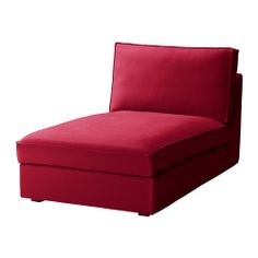 KIVIK Chaise IKEA KIVIK is a generous seating series with a soft, deep seat and comfortable support for your back.