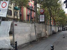 Vomero, via Luca Giordano, lavori alla moviola | Report Campania