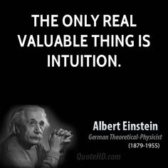 intuition-einstein