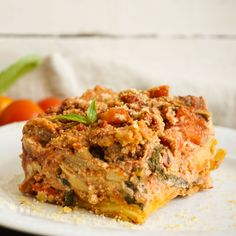 It's about time that I share my all-time favourite recipe with you! This vegan lasagna is the best and most tasty pasta dish I have eaten since going plant-based and I'm really proud of this creation! 🙂 When my boyfriend was out of the country I experimented a bit and surprised him with a healthy...Read More »