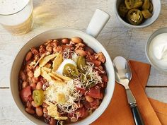 Find all the best Slow Cooker Texas Chili recipes on Food Network. We've got more slow cooker texas chili dishes, recipes and ideas than you can dream of! Slow Cooker Turkey Chilli, Turkey Chili, Slow Cooker Soup, Slow Cooker Recipes, Crockpot Recipes, Cooking Recipes, Healthy Recipes, Turkey Crockpot, Turkey Stew