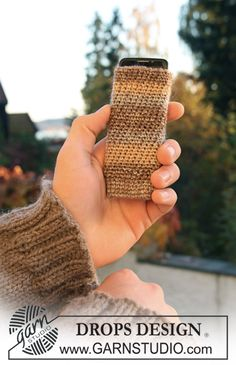 DROPS Extra - Free knitting patterns and crochet patterns by DROPS Design Beginner Crochet Projects, Crochet Patterns For Beginners, Knitting Patterns Free, Free Knitting, Free Pattern, Sewing Projects, Drops Design, Love Crochet, Crochet Gifts