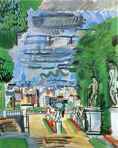 ScreaminJay Art Blog: Raoul Dufy