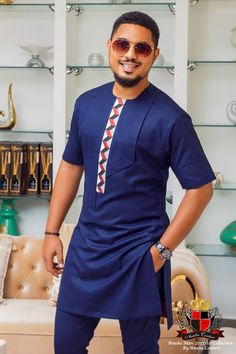 Nigerian label Anuba Couture presents to you its latest menswear fashion offering titled THE ANUBA