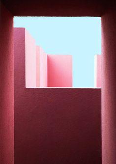 Multicolored Architectural Photography in Spain – Fubiz Media