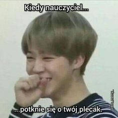 Polish Memes, Funny Mems, Happy Photos, My Hero Academia Manga, I Love Bts, Reaction Pictures, Wtf Funny, Funny Moments, Best Memes
