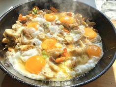 Sokgombás tojás villásreggelire - HENI SÜT NEKED