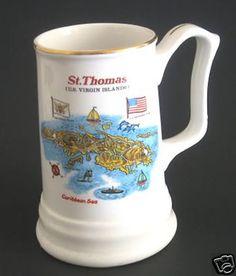 US Virgin Island St Thom...