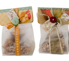 Project Center - Holiday Treat Bags