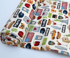 NYC Baby Blanket / New York Baby / NYC / NYC by TextileTrolley, $32.00
