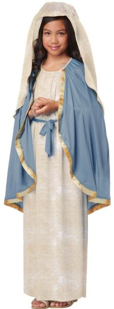 Virgin Mary Child costume
