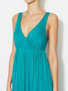 Storme Maxi Jersey Dress from Perfect Maxis Feat. Karen Zambos Vintage Couture on Gilt