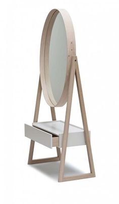 Iona Cheval Mirror by Pinch
