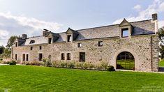 Le Pré-Verdine, longère transformée en gîte de luxe dans le golfe du Morbihan 5 étoiles 5 épis, Michel Poplawec - Côté Maison
