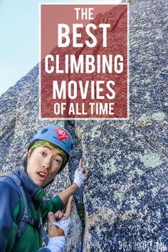 Looking for a bit of climbing inspiration or armchair alpinism? Check out the best climbing movies as voted upon by readers: http://www.desktodirtbag.com/best-climbing-movies/