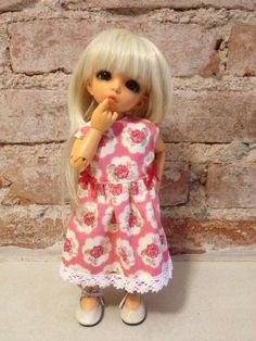 Nikki-new dress made by me!❤️ Litllefee Ante