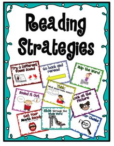 Sarah's First Grade Snippets: Reading Strategies for decoding words (freebies) Guided Reading Strategies, Decoding Strategies, Guided Reading Groups, Reading Lessons, Reading Comprehension, Reading Activities, Reading Tips, Reading Worksheets, Writing Lessons