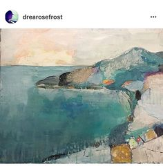 We have to repost this!!!!! @drearosefrost this is breathtaking!!!! Head on over to @drearosefrost and follow her passion!!! #oregonart #pnw #northcoast #savethemermaids #saveouroceans #ladyboss #talentedmermaid #mermaidart