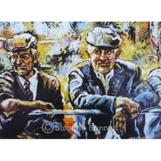 At the Shows - Limited edition print from an original painting of farmers at the Ardara agricultural show by Irish artist Stephen Bennett, limited to a run of 250 prints each signed and numbered by the artist. Wild Atlantic Way, Irish Art, Donegal, Limited Edition Prints, Farmers, Original Paintings, Art Prints, Contemporary, Gallery
