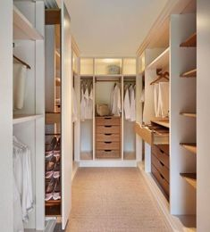 49 Creative Closet Designs Ideas For Your Home. Unique closet design ideas will definitely help you utilize your closet space appropriately. An ideal closet design is probably the only avenue towards . Bedroom Closet Doors, Bedroom Closet Design, Bathroom Closet, Wardrobe Closet, Master Closet, Bedroom Wardrobe, Open Wardrobe, Closet Space, Bedroom Storage