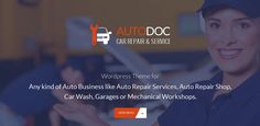 Here in this listing, you can find best Car Motorcycle WordPress Themes 2016 for the beauty of your dealership website. Auto Business, Mechanical Workshop, Car Repair Service, Car Wash, Wordpress Theme, Cars Motorcycles, Automobile Repair Shop