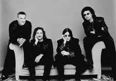 Black Sabbath is credited with creating heavy metal