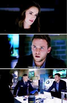"""""""I know that look"""" ohhhh Fitz"""