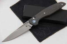 CUSTOM-Shirogorov-110-M390-Carbon-Fiber-3D-Best-Russian-Folding-Knife