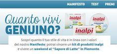 Vinci weekend in Agriturismo e prodotti Inalpi - http://www.omaggiomania.com/concorsi-a-premi/vinci-weekend-in-agriturismo-prodotti-inalpi/