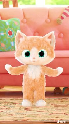 Cute Cartoon Pictures, Cute Love Cartoons, Cute Funny Babies, Funny Cute, Cute Cartoon Wallpapers, Cartoon Gifs, Snoopy Happy Dance, Dancing Animals, Disney Fun Facts
